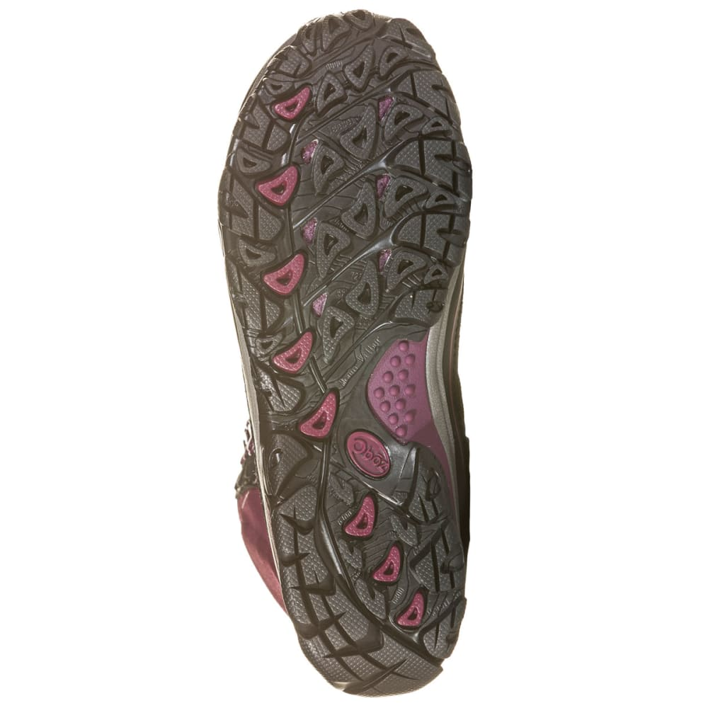 b73598203a4 OBOZ Women's 6 in. Juniper Insulated Waterproof Mid Hiking Boots