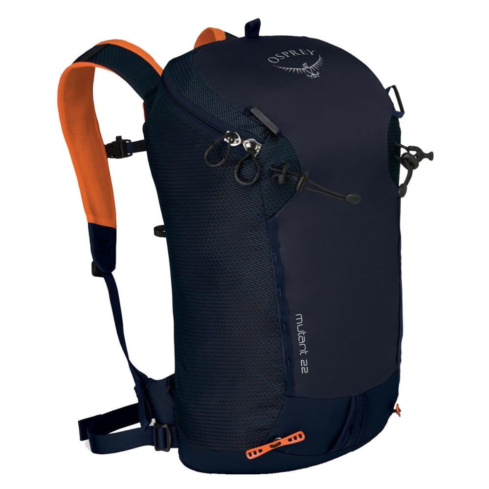 OSPREY Mutant 22 Climbing Pack - BLUE FIRE