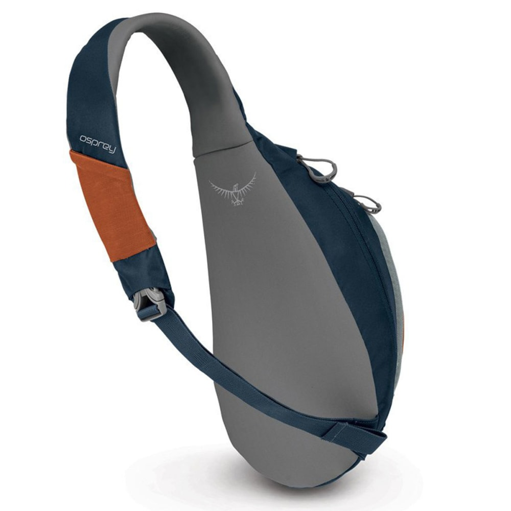 OSPREY Daylite Sling Pack - DARK BLUE ORANGE