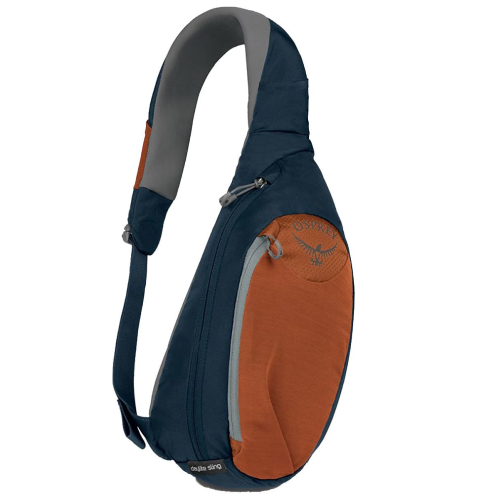 OSPREY Daylite Sling Pack - DARK BLUE ORANGE