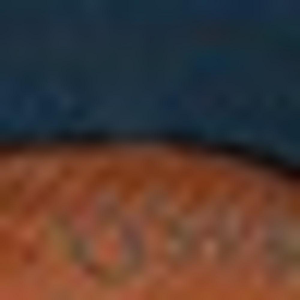 DARK BLUE ORANGE