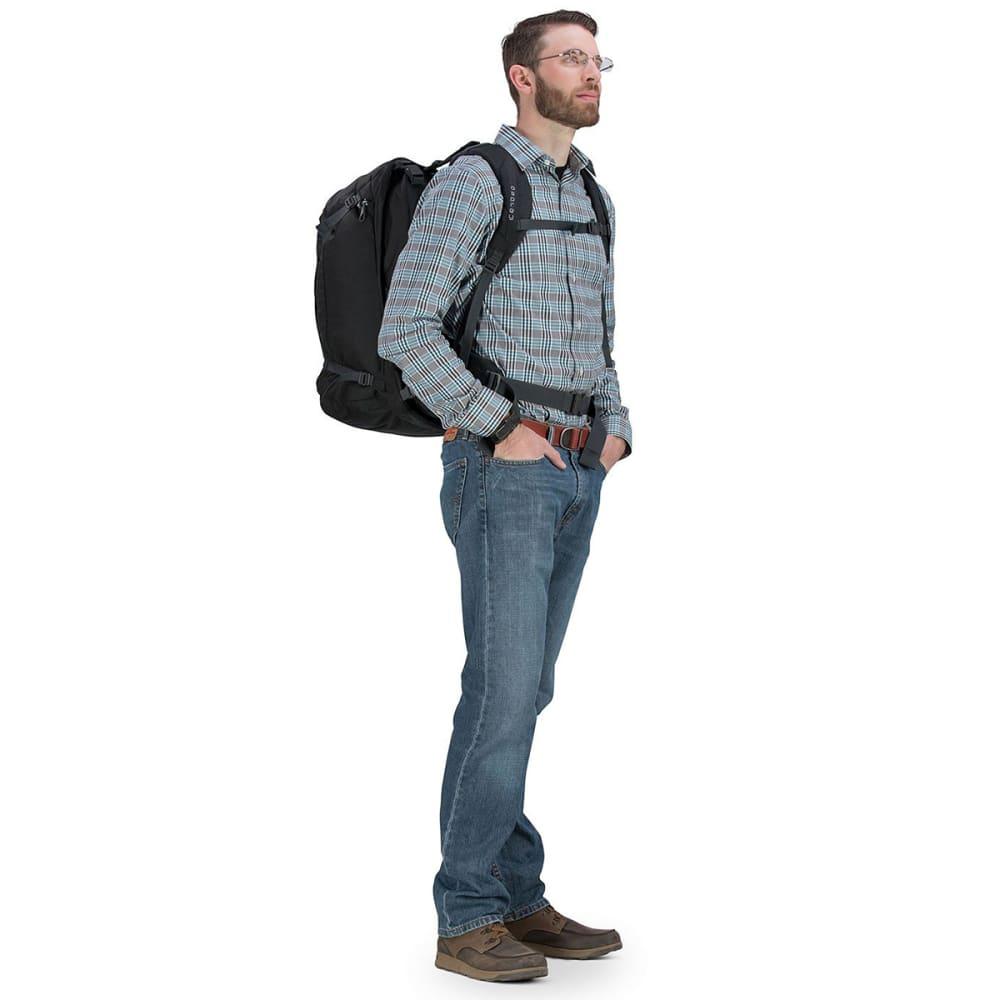 OSPREY Men's Ozone Duplex 65 Travel Pack - BLACK
