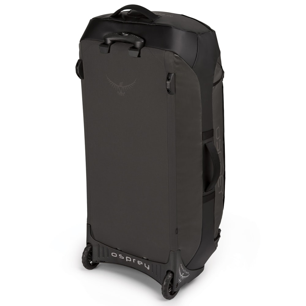OSPREY 120L Transporter Rolling Gear Bag - BLACK