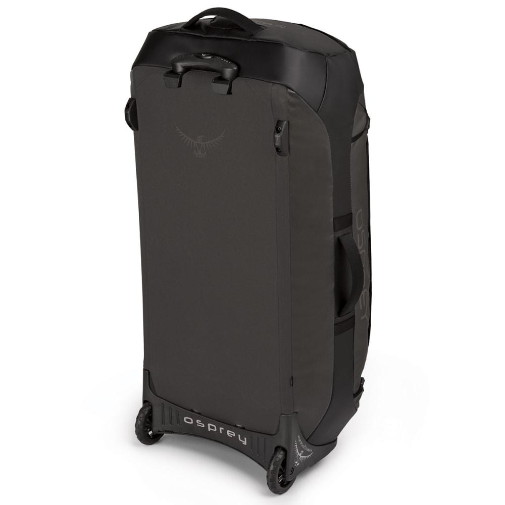 OSPREY 120L Transporter Rolling Gear Bag - BLACK