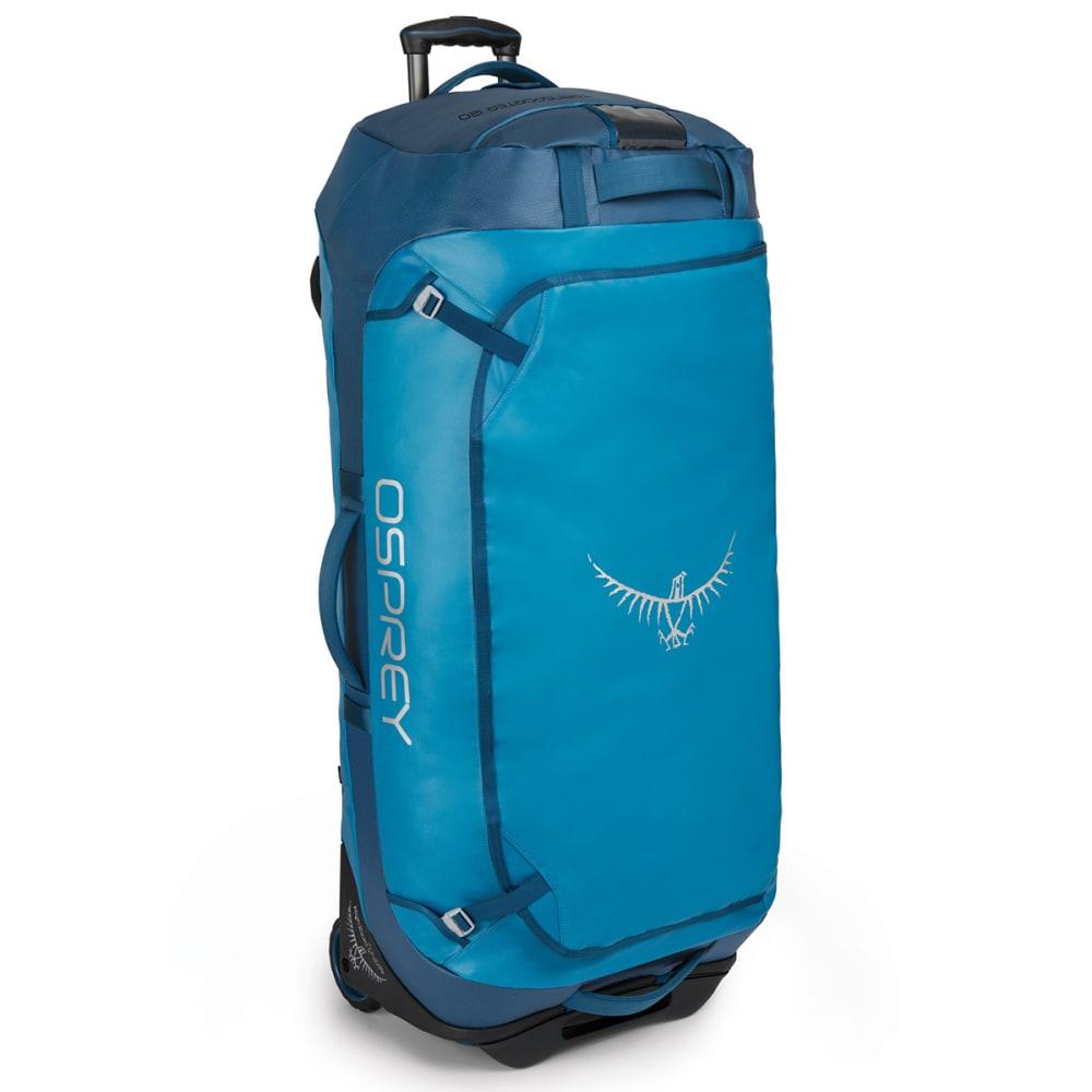 OSPREY 120L Transporter Rolling Gear Bag - KINGFISHER BLUE
