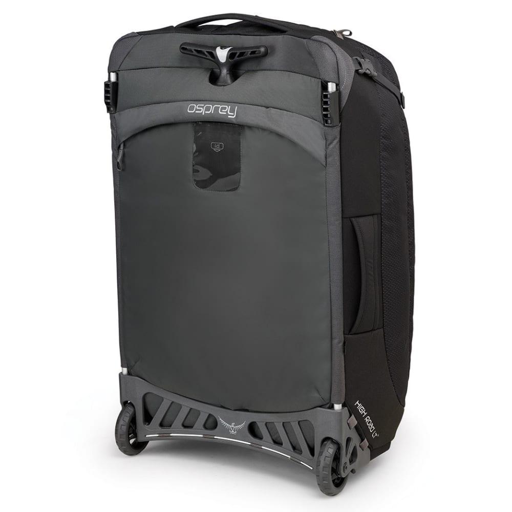 OSPREY 75L/26 in. Ozone Wheeled Travel Bag - BLACK