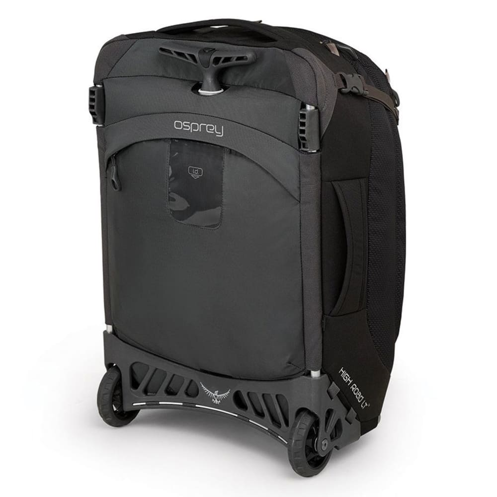 OSPREY 42L/21.5 in. Ozone Wheeled Carry-On Bag - BLACK