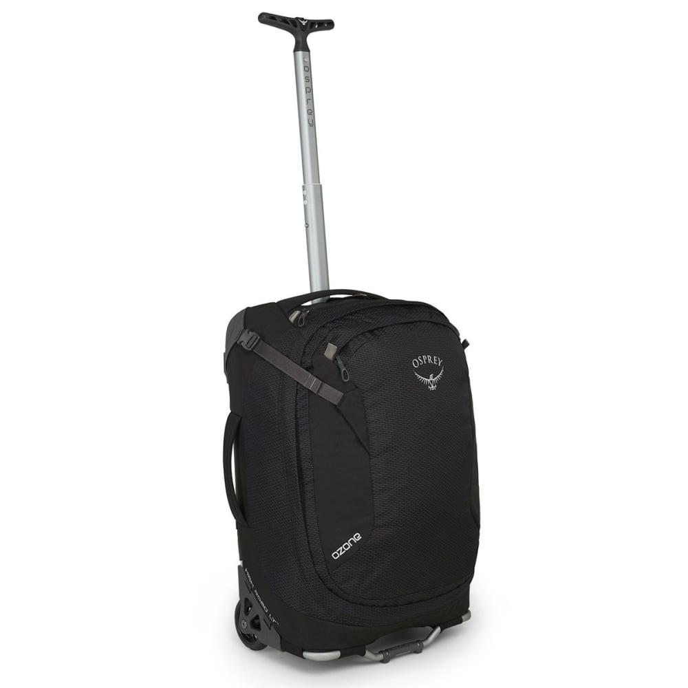 OSPREY 42L/21.5 in. Ozone Wheeled Carry-On Bag - BLACK
