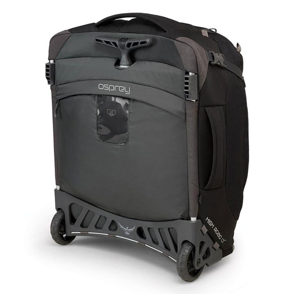 ... OSPREY 38L 19.5 in. Ozone Wheeled Global Carry-On Bag - BLACK 31f75361baa25