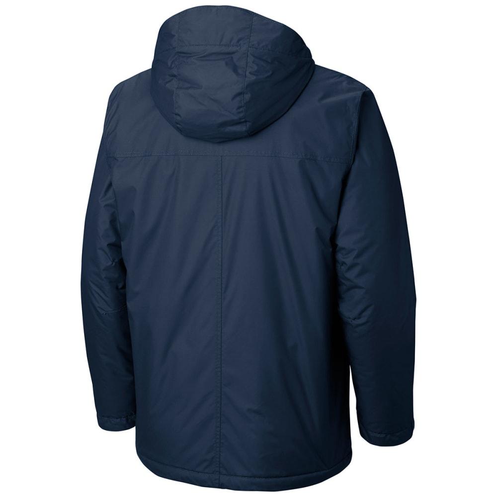 6589bb15074 COLUMBIA Men's Ten Falls Jacket - COLLEGIATE NAVY -464