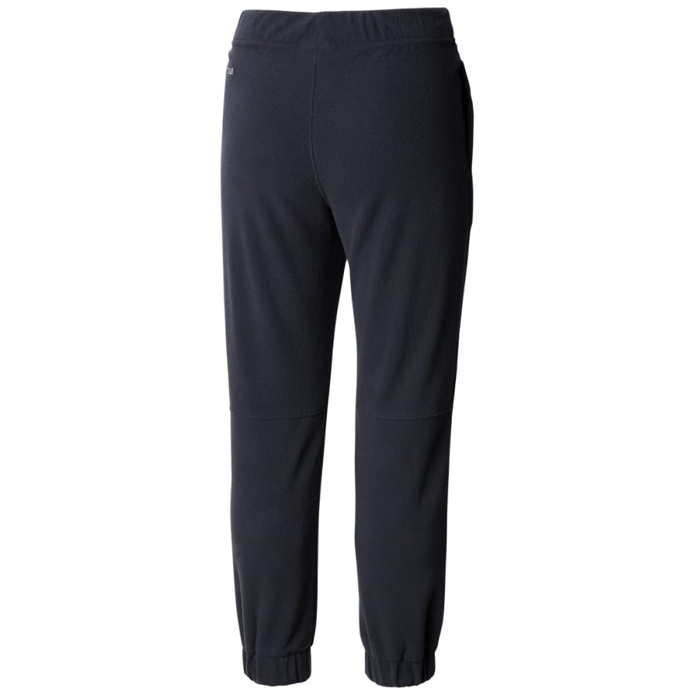 COLUMBIA Big Boys' Glacial Fleece Banded Bottom Pants - BLACK-010