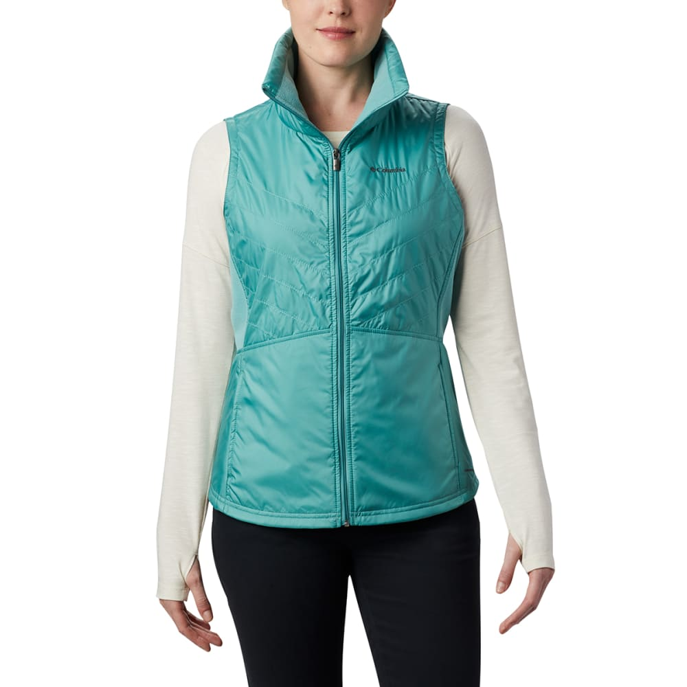 COLUMBIA Women's Mix It Around II Vest - 344 COPPER ORE