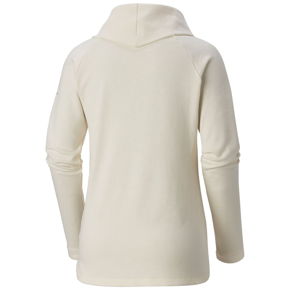 COLUMBIA Women's Weekend Wanderer Pullover Top - LT BISQUE-106