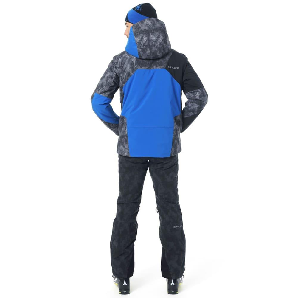 SPYDER Men's Copper GTX Ski Jacket - TURKISHBL-482