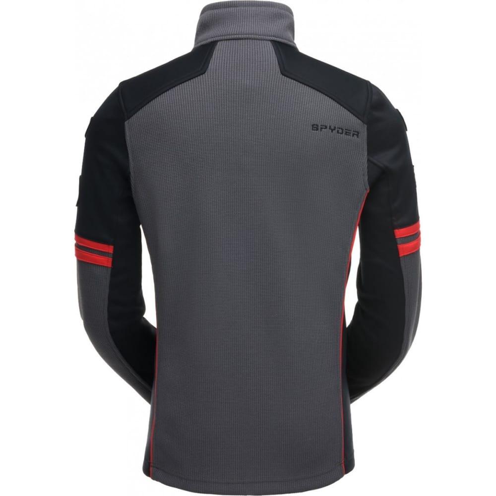 SPYDER Men's Wengen Full-Zip Stryke Jacket - POLAR-069