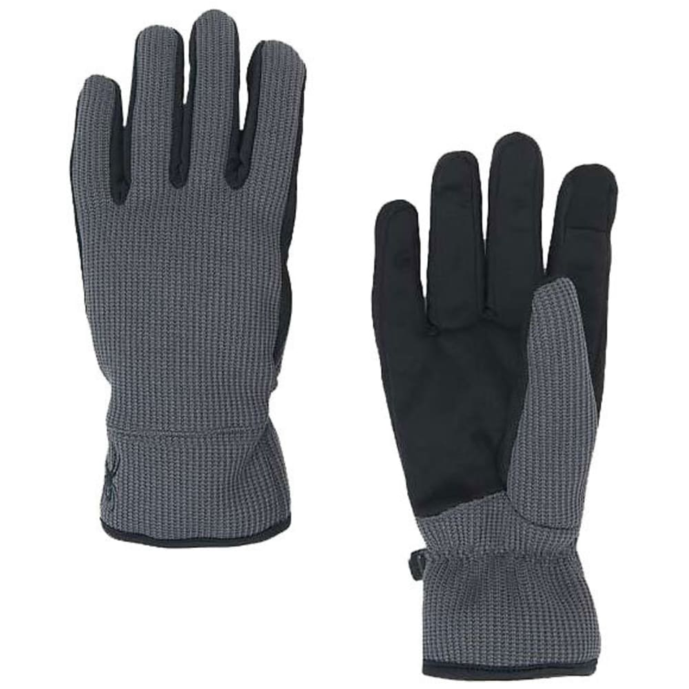 SPYDER Men's Bandit Stryke Gloves - BLACK