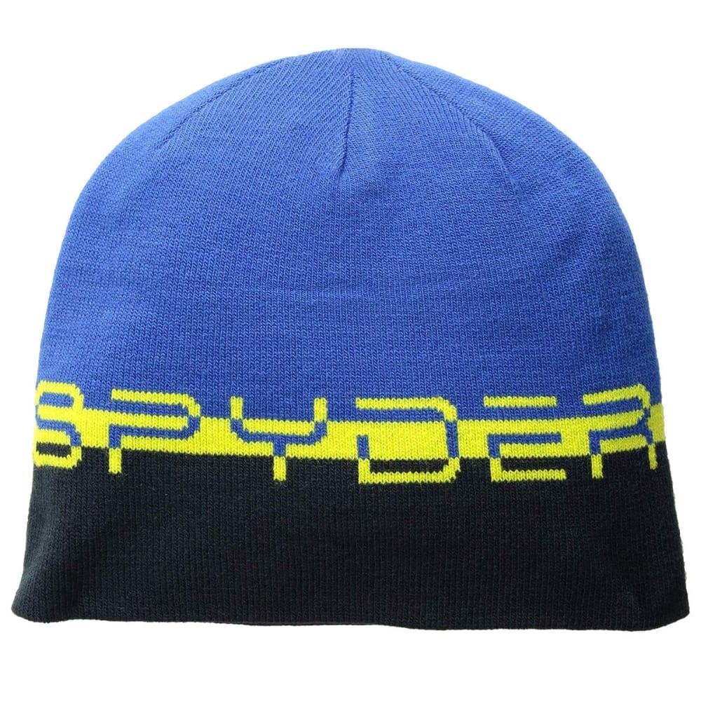 SPYDER Men's Reversible Word Hat - TURKISHSEA-482
