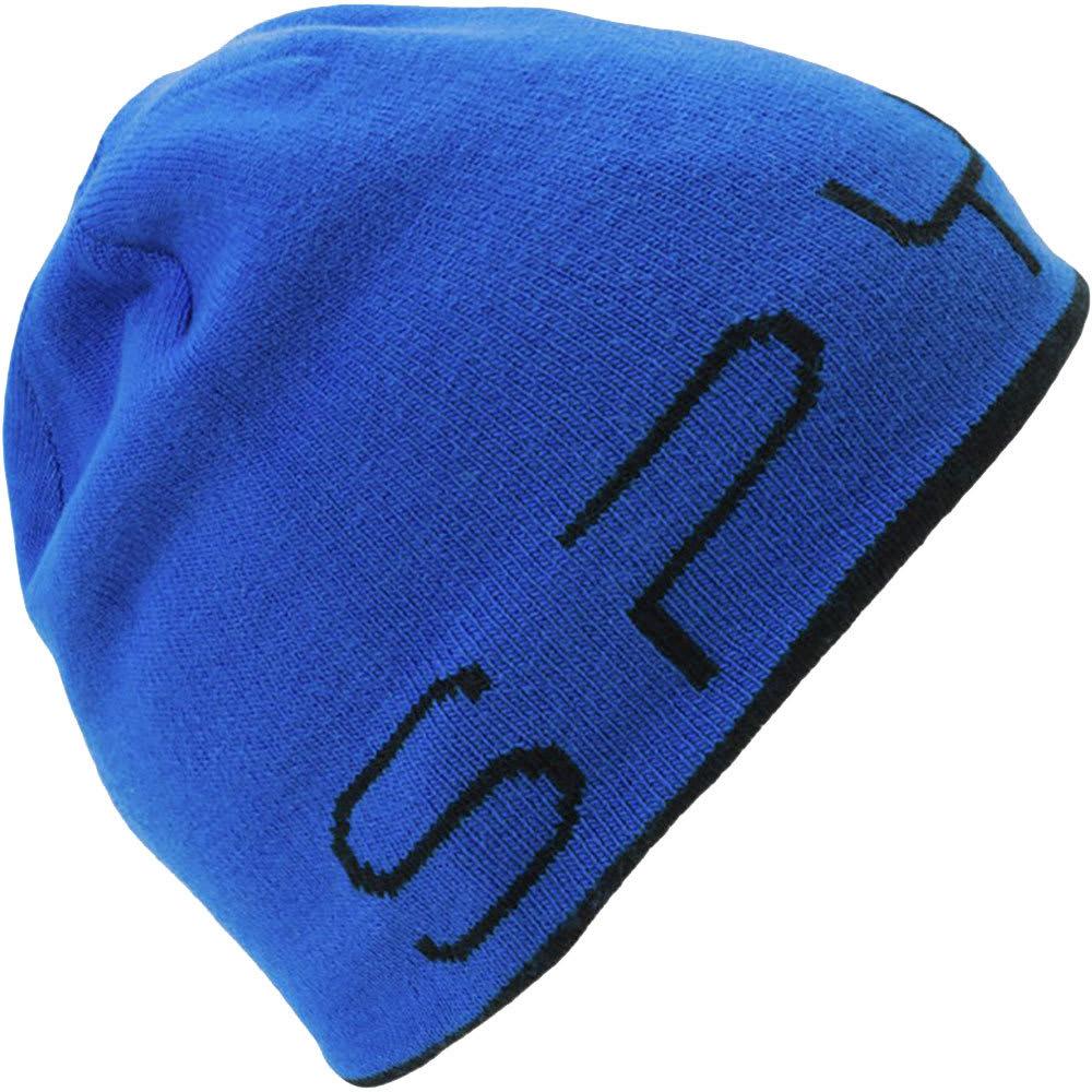 SPYDER Men's Reversible Innsbruck Hat - TURKISHBLUE-482