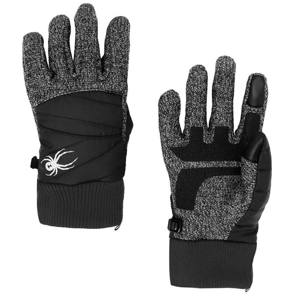 SPYDER Women's Bandita Stryke Hybrid Gloves - BLACK