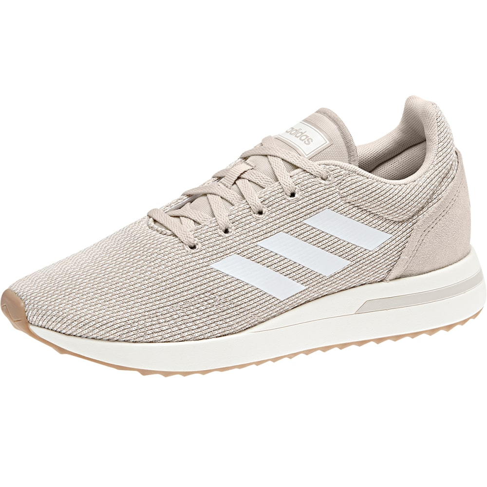 ADIDAS Women's Essentials Run 70s Running Shoes - CLEAR BROWN - B96562