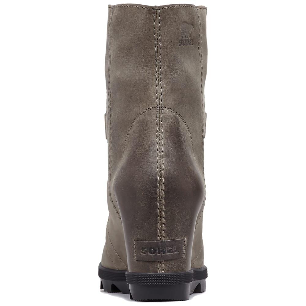 915bc4bd8a3 SOREL Women  39 s Joan Of Arctic Wedge II Waterproof Boots - QUARRY -