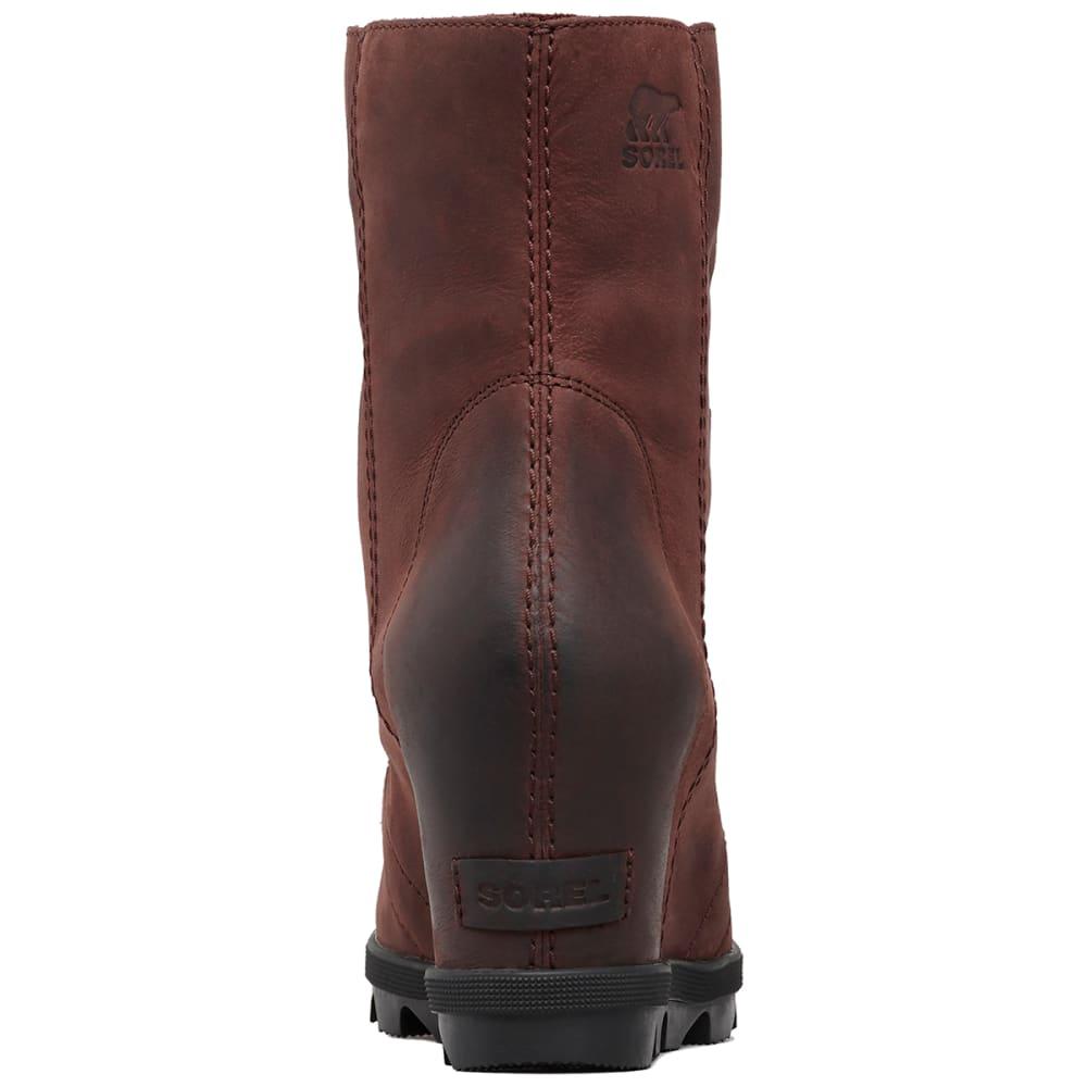 SOREL Women's Joan Of Arctic Wedge II Waterproof Boots - CATTAIL -908