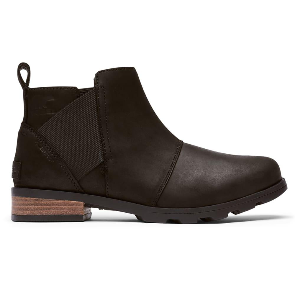 SOREL Women's Emelie Chelsea Waterproof Boots 6