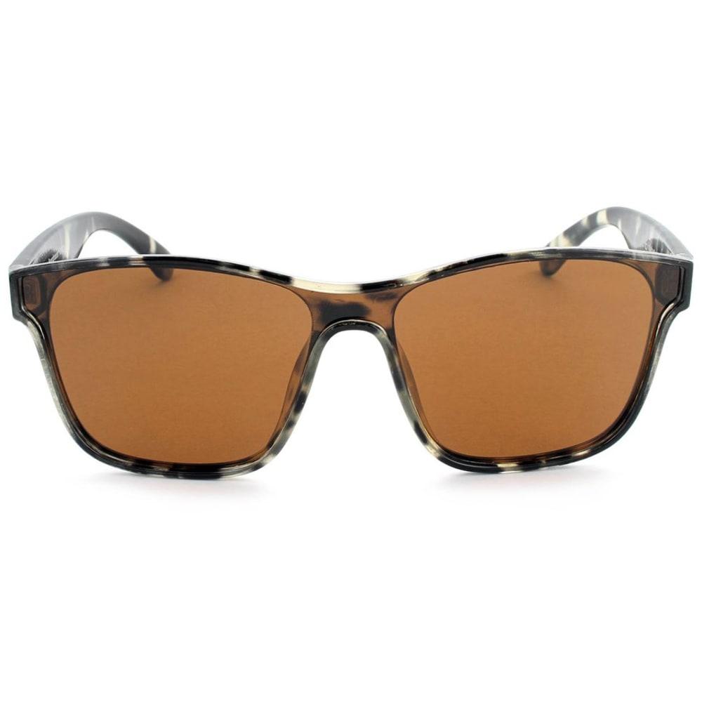 ONE BY OPTIC NERVE Boardroom Polarized Sunglasses - SHINY SAGE MARBLE