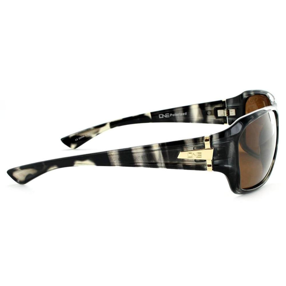 ONE BY OPTIC NERVE Women's Athena Sunglasses - SHINY SAGE MARBLE
