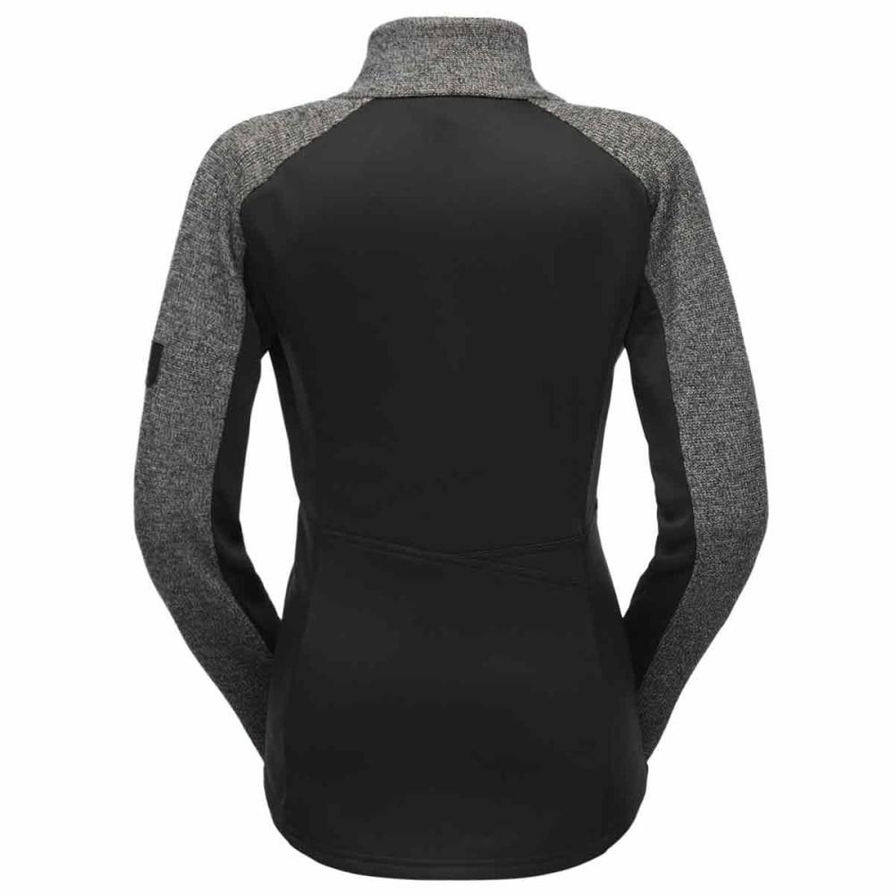 SPYDER Women's Bandita Full-Zip Stryke Jacket - BLACK
