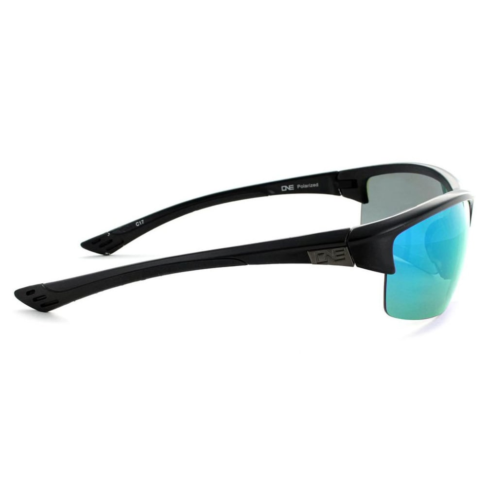 ONE BY OPTIC NERVE Mauzer Sunglasses - MATTE BLACK