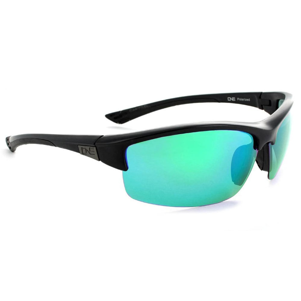 ONE BY OPTIC NERVE Mauzer Sunglasses - MATTE BLACK