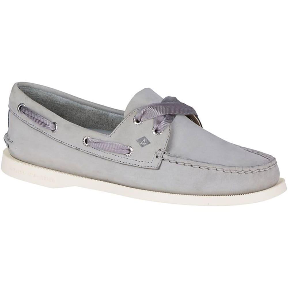 SPERRY Women's Authentic Original Satin Lace Boat Shoes 7