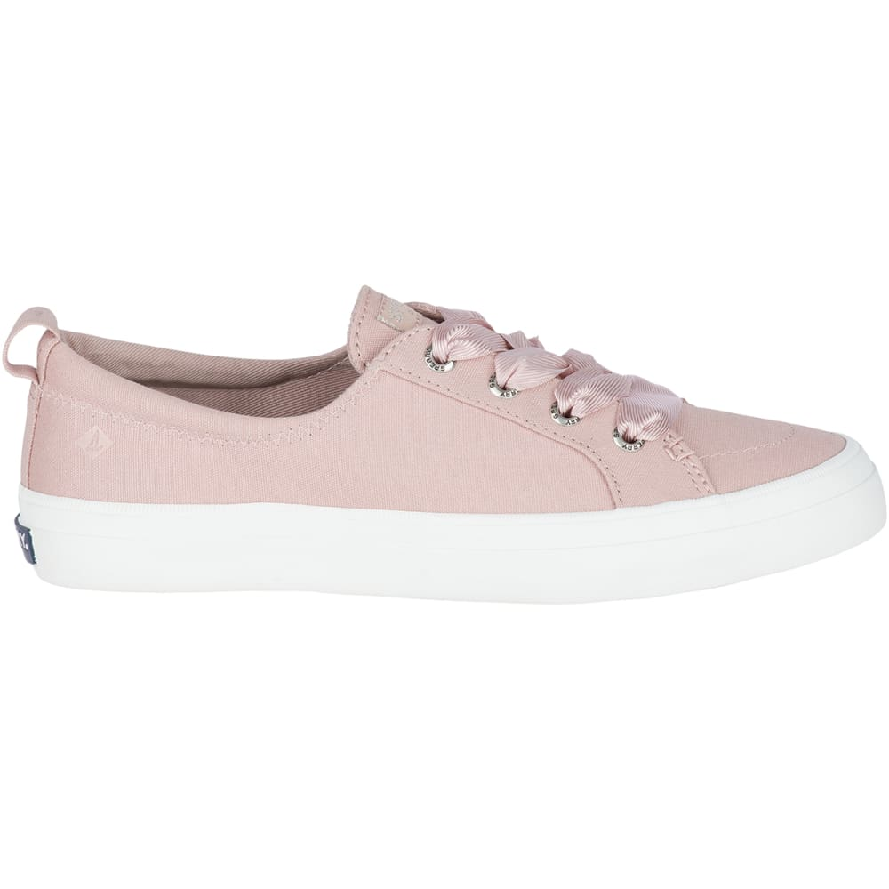 58ccdeb277d SPERRY Women s Crest Vibe Satin Lace Sneakers - Eastern Mountain Sports