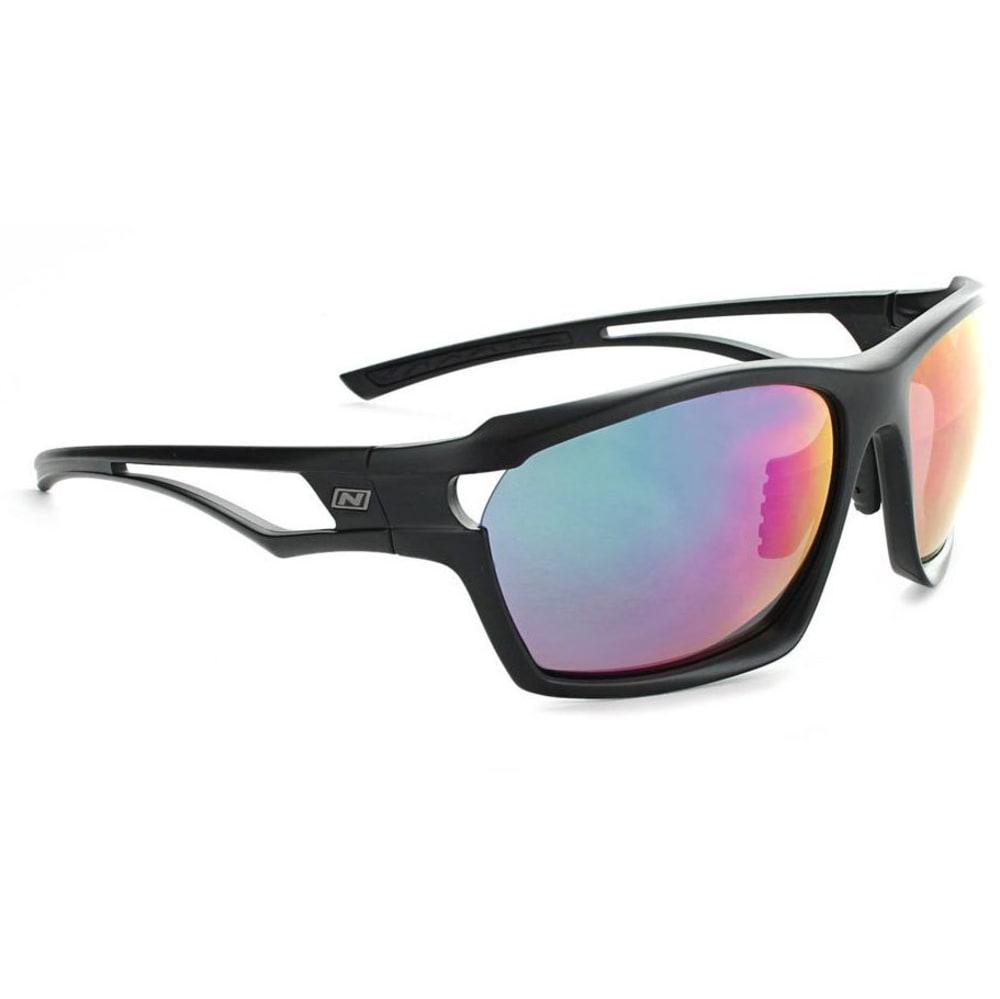 OPTIC NERVE Variant Sunglasses - MATTE BLACK