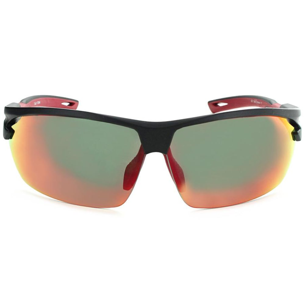 OPTIC NERVE Tach Sunglasses - MATTE BLACK
