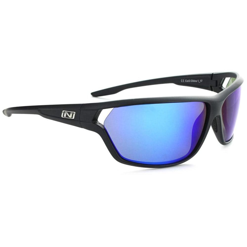 OPTIC NERVE Dedisse Sunglasses - MATTE BLACK