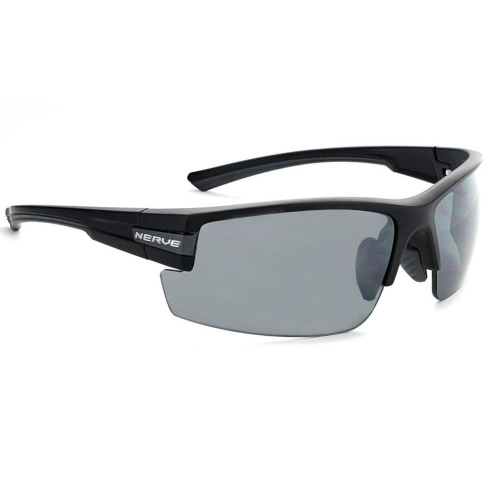 OPTIC NERVE Maxxum Sunglasses - MAT BLACK/MAT CARBON