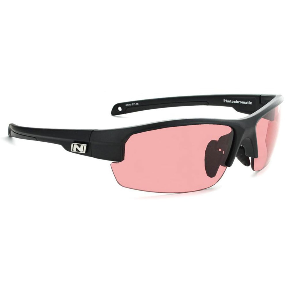OPTIC NERVE Micron PM Sunglasses - SHINY BLACK