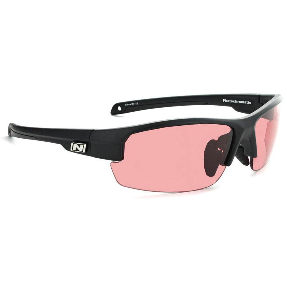 OPTIC NERVE Micron PM Sunglasses - SHINY BLACK