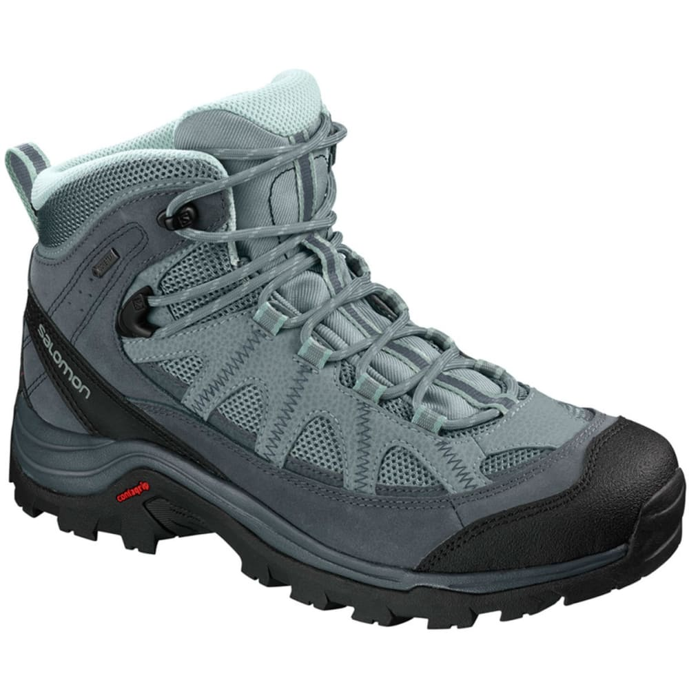 SALOMON Women's Authentic LTR GTX Waterproof Mid Hiking Boots 7