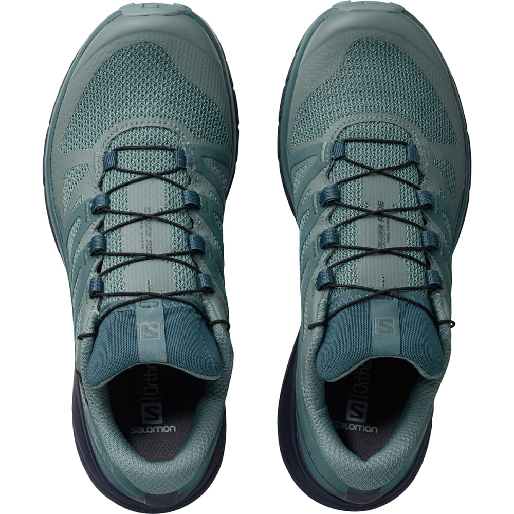 62f9639f437a SALOMON Women  39 s Sense Ride GTX Invisible Fit Waterproof Trail Running  Shoes -