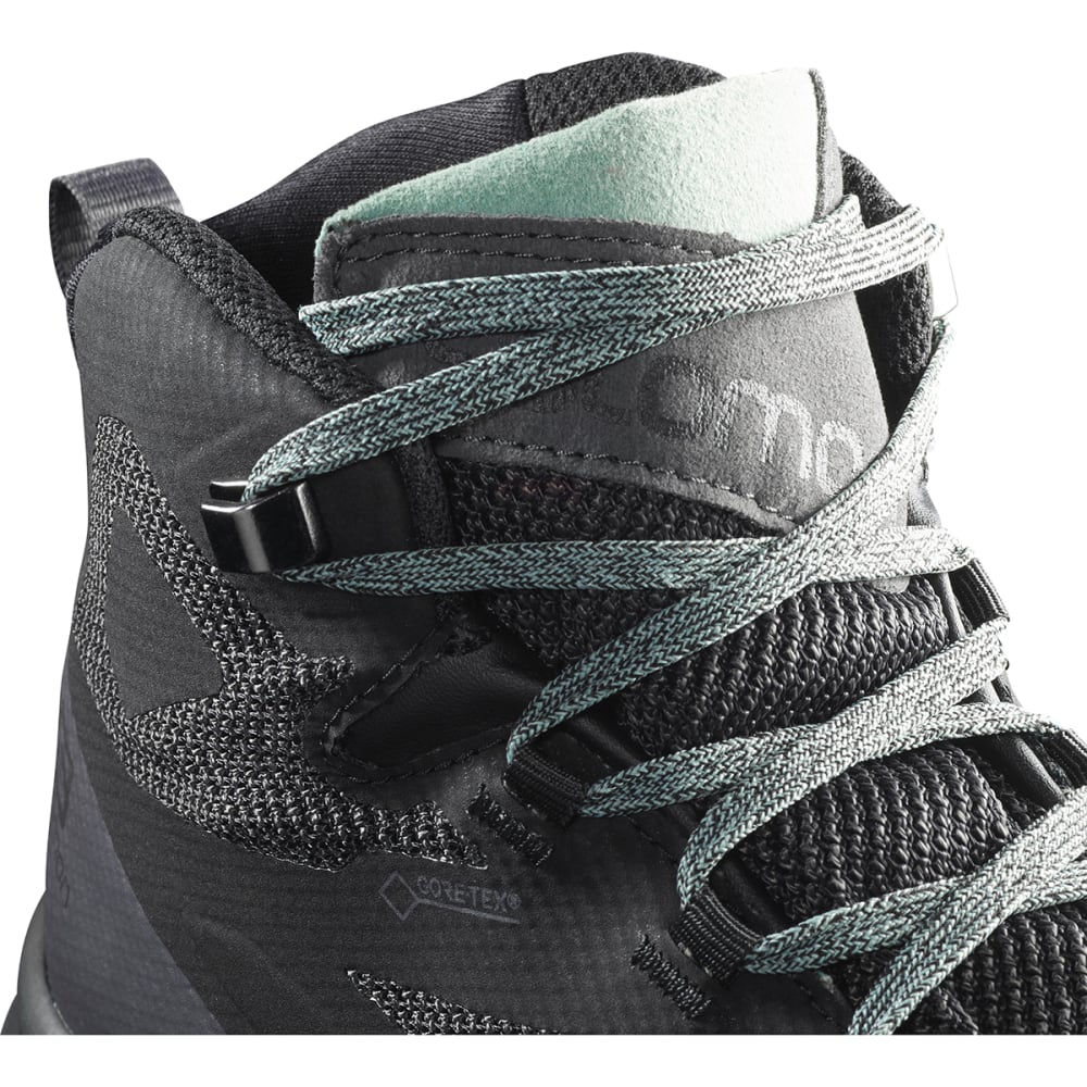 salomon outline mid gtx w womens hiking boot jacket
