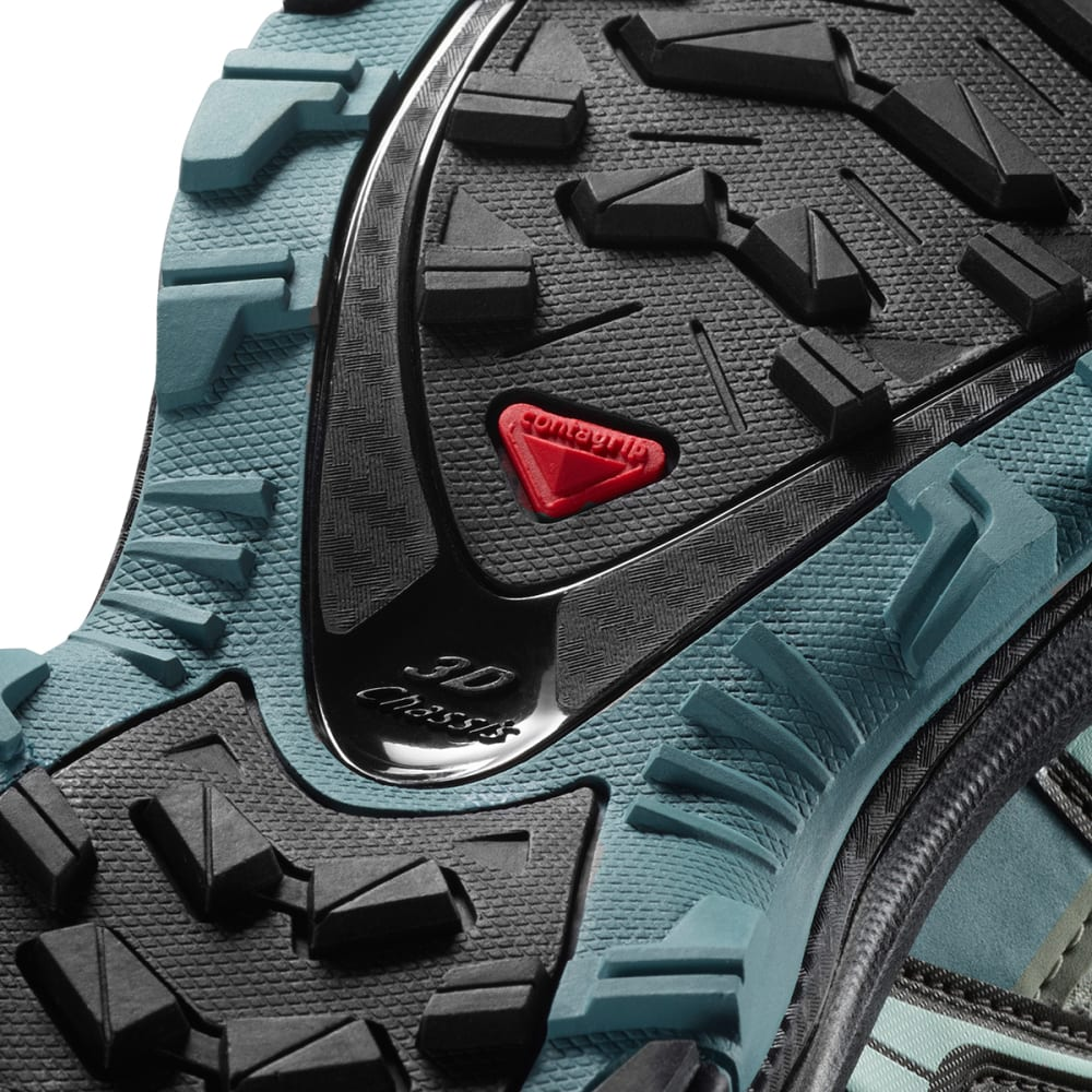 SALOMON Women's XA Pro 3D CS Waterproof Trail Running Shoes