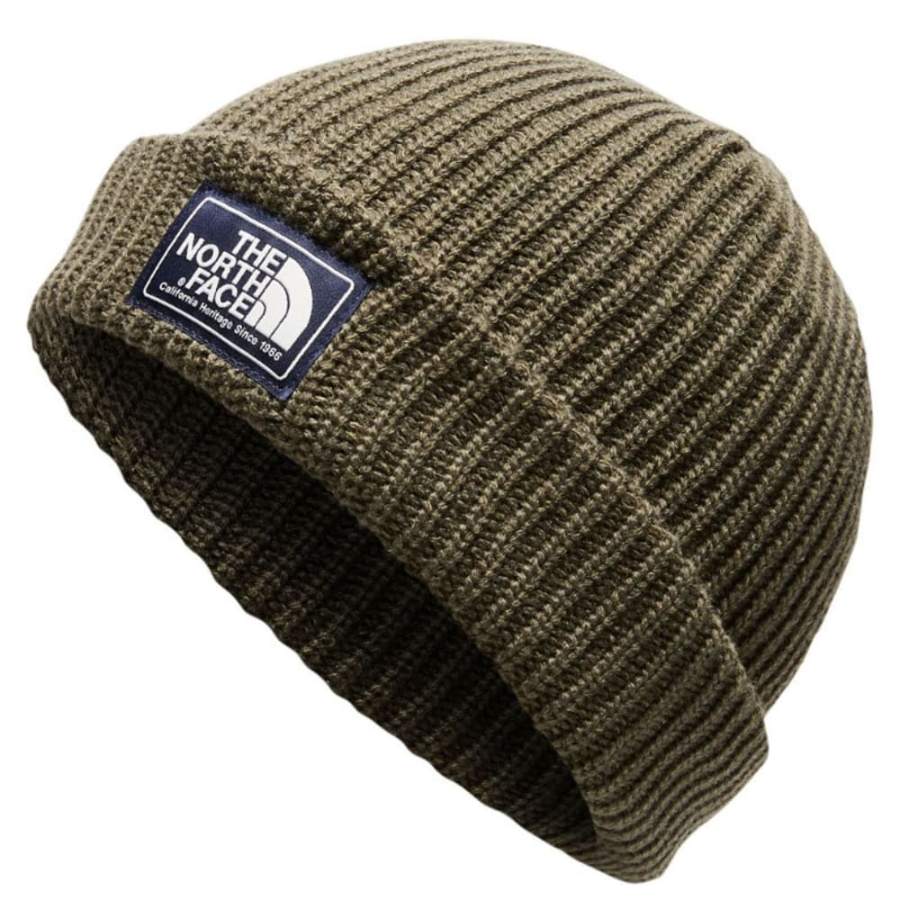 THE NORTH FACE Men's Salty Dog Beanie - WMU NEW TAUPE BURNT