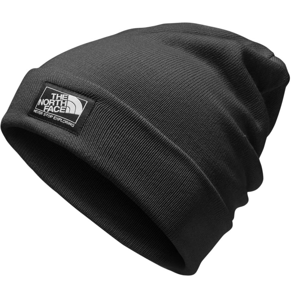 THE NORTH FACE Men's Dock Worker Beanie - TNF BLK WETHRD B-7VR