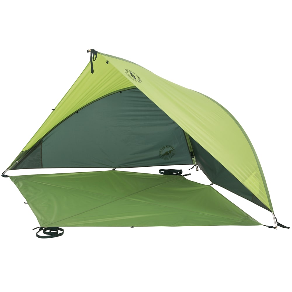 BIG AGNES Whetstone Shelter with Floor, Small NO SIZE
