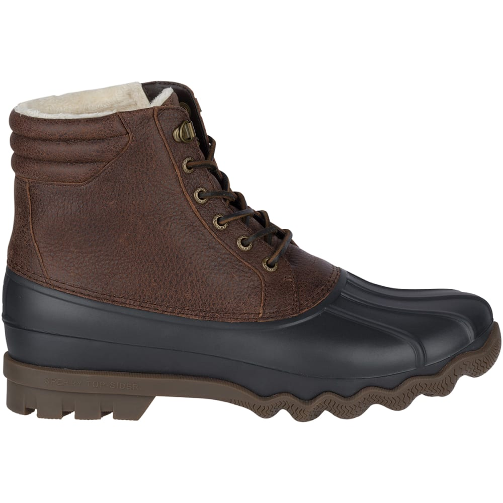 045b00d3b SPERRY Men's Avenue Winter Waterproof Duck Boots - Eastern Mountain ...