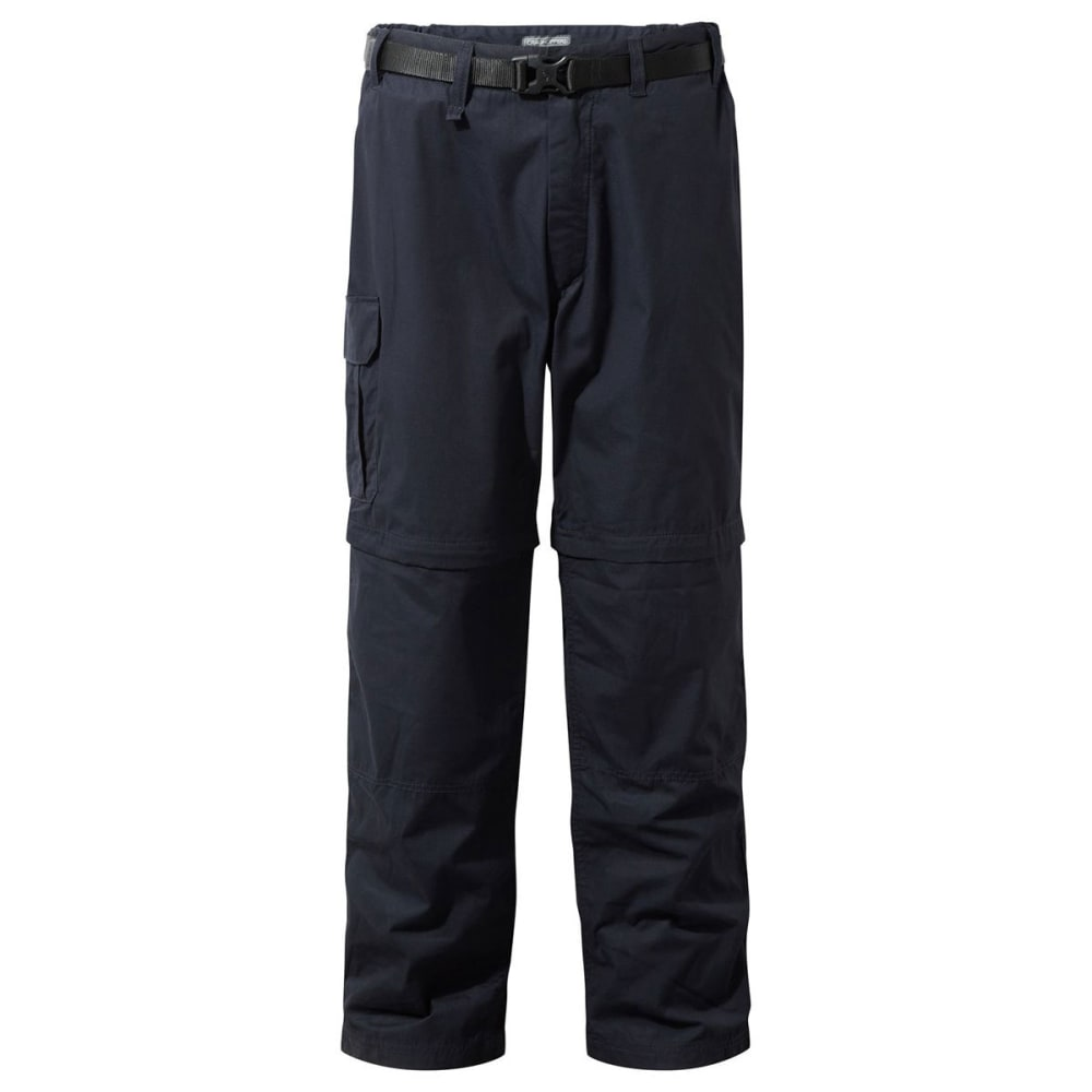 CRAGHOPPERS Men's NosiDefence Kiwi Convertible Pants 36/R