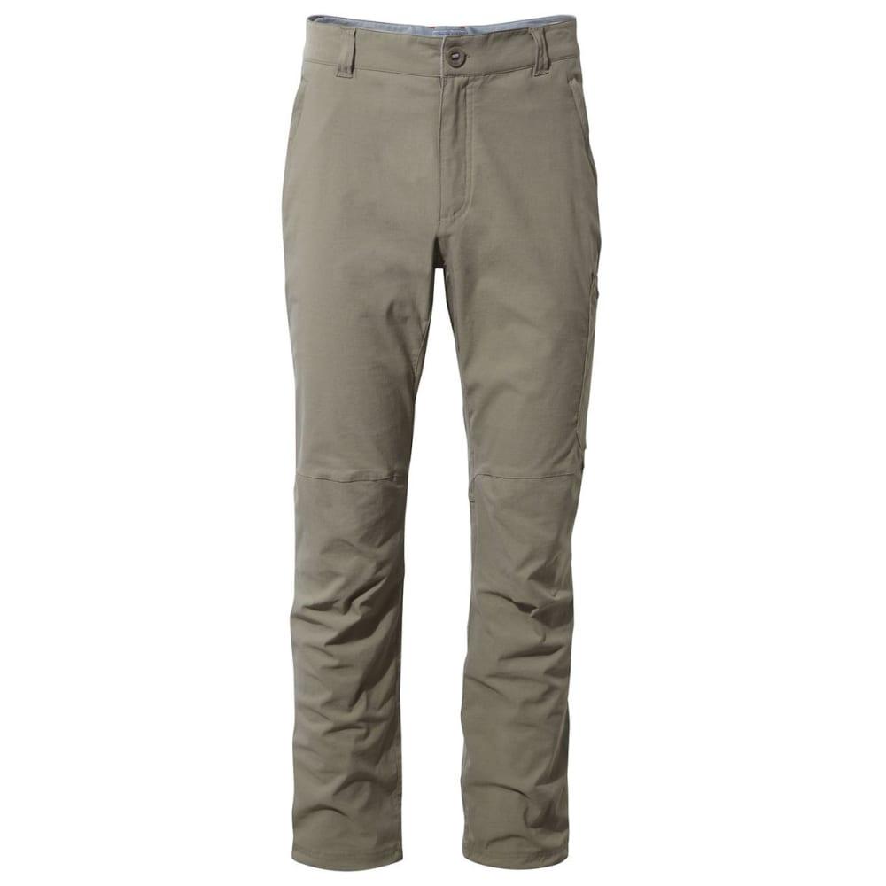 CRAGHOPPERS Men's NosiLife Pro Pants - PEBBLE-62A
